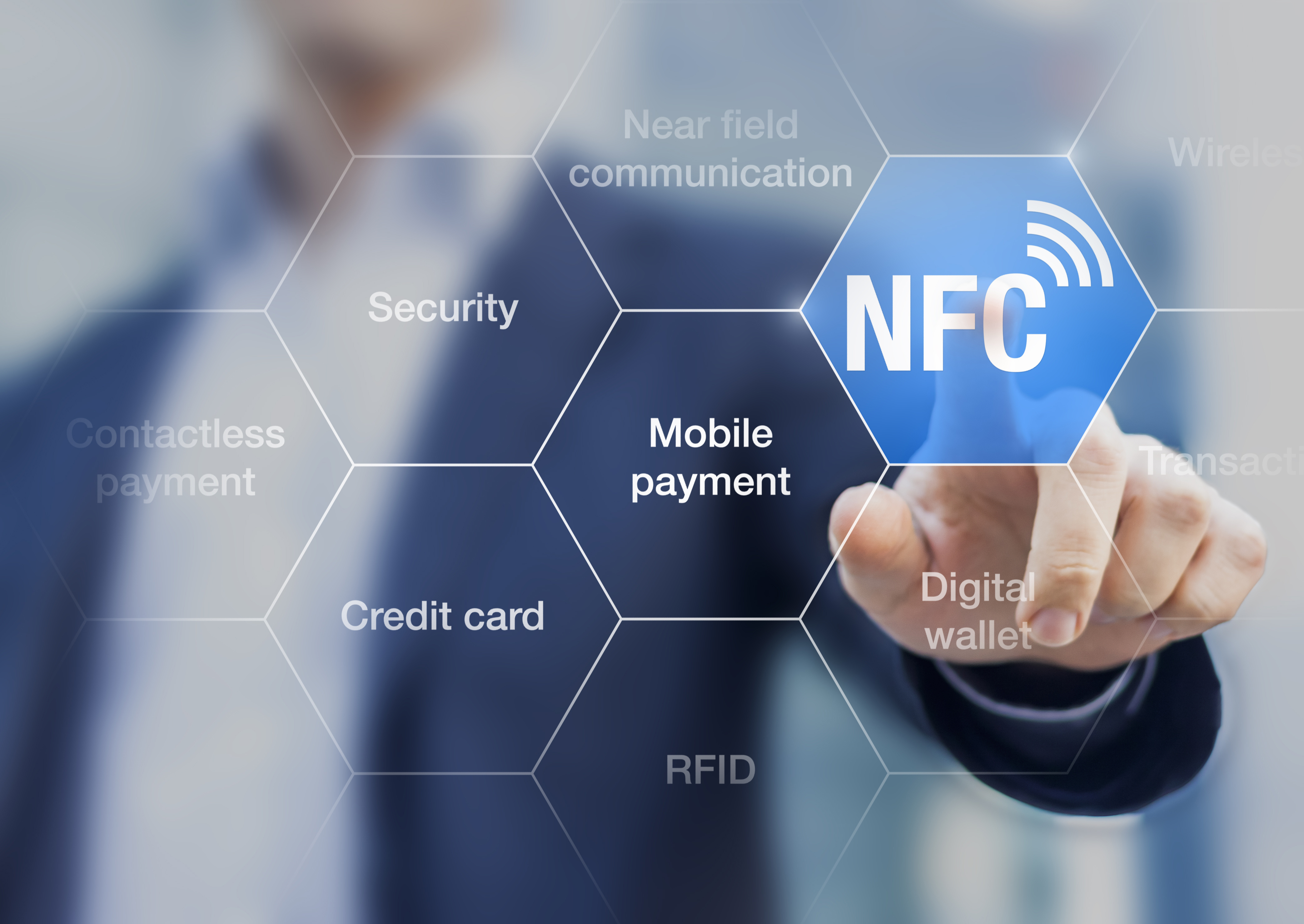 NFC Tags Marketing Campaigns - Contactless - Near Field Communication